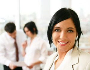 Colleagues communicating more effectively after accent reduction services